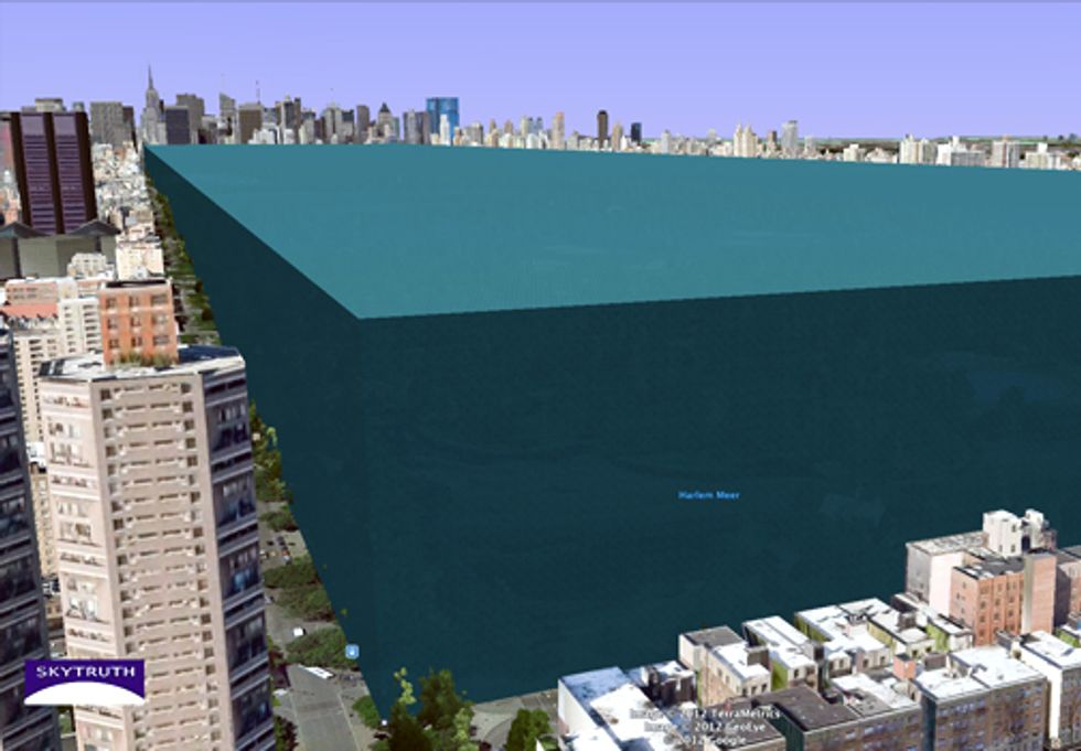 PART II: Underwater Park—A Visualization of 20 Months of Frackwater in NYC