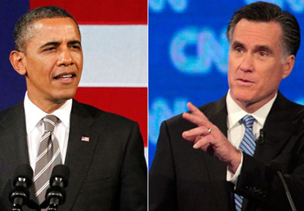 Open Letter to Obama and Romney Calls for End to Keystone XL Pipeline