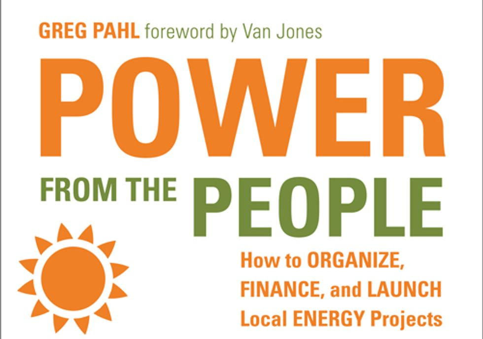 ENERGY WEEK DAY 3: Power from the People