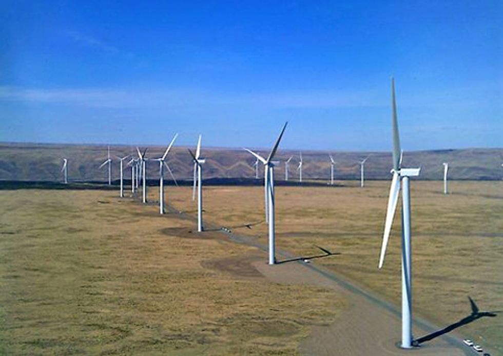 Congress: Show Your Support for Wind Energy!