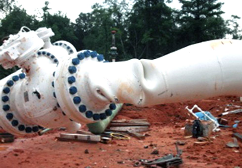 Pipeline Whistleblower Exposes TransCanada's Shady Safety Record
