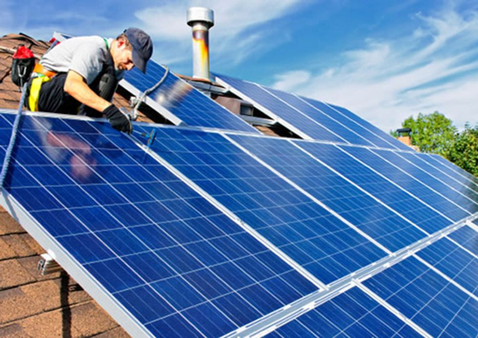 Yes to Renewable Energy in Michigan