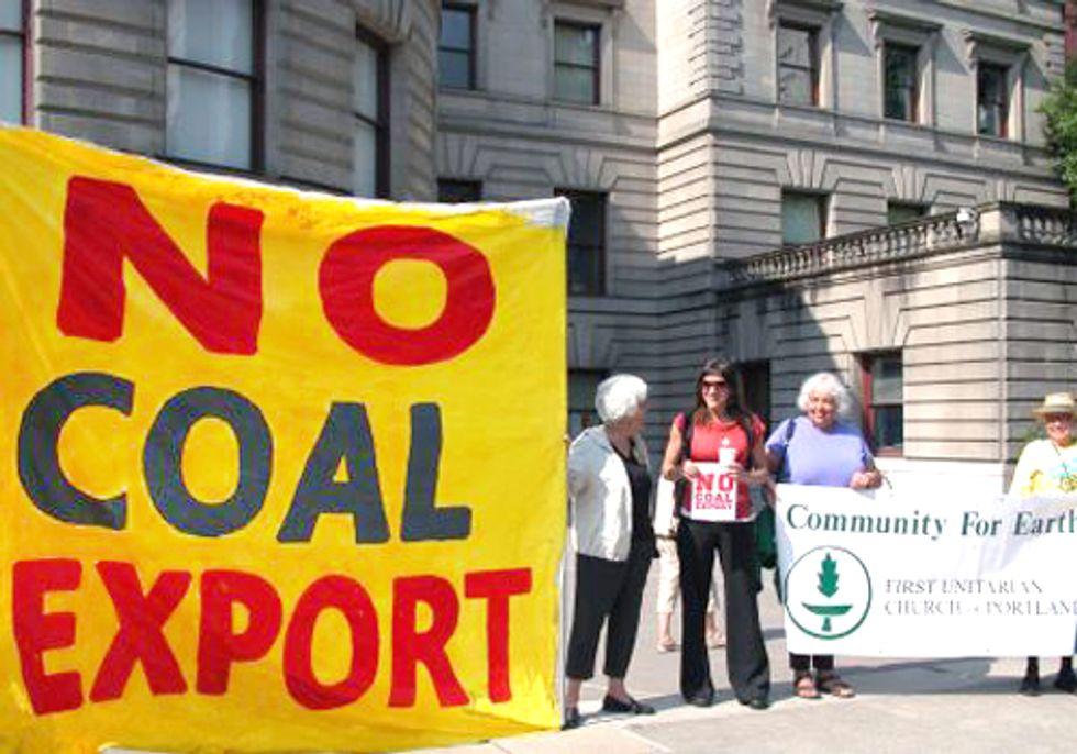 Oregon Says No to Coal Exports Putting Environment and Public Health Before Big Coal Profits