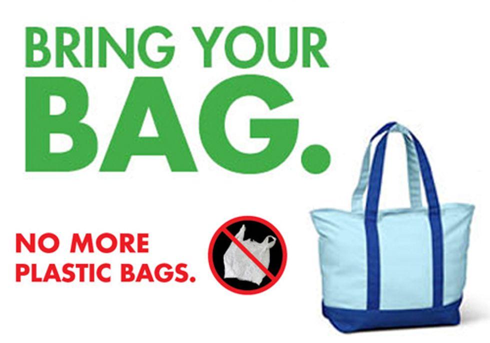 San Francisco Bans Plastic Bags