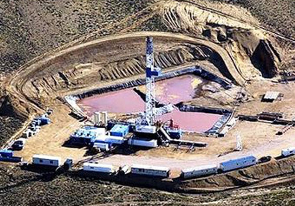 Stop Fracking Up Our Water—New Study Supports Water Contamination Due to Fracking