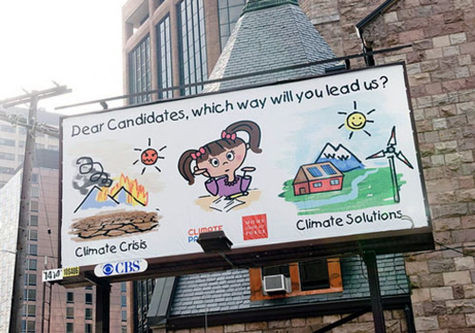 Dear Candidates, Which Way Will You Lead Us?