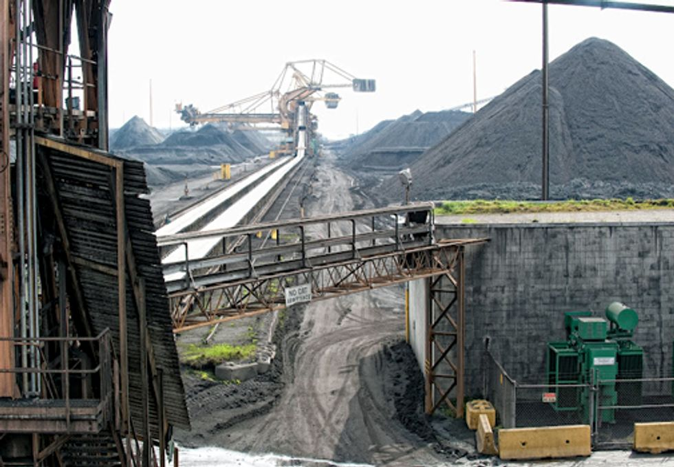 Five Reasons to Stop Coal Exports in Its Tracks