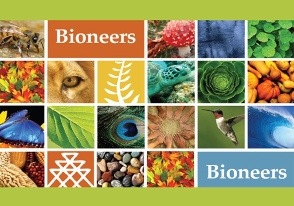 Visionary Leaders Speak at the 23rd Annual National Bioneers Conference