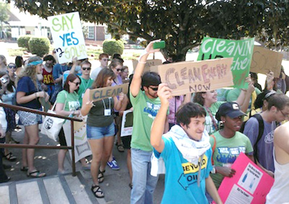 300+ Youth Activists Break the Silence on Climate Change