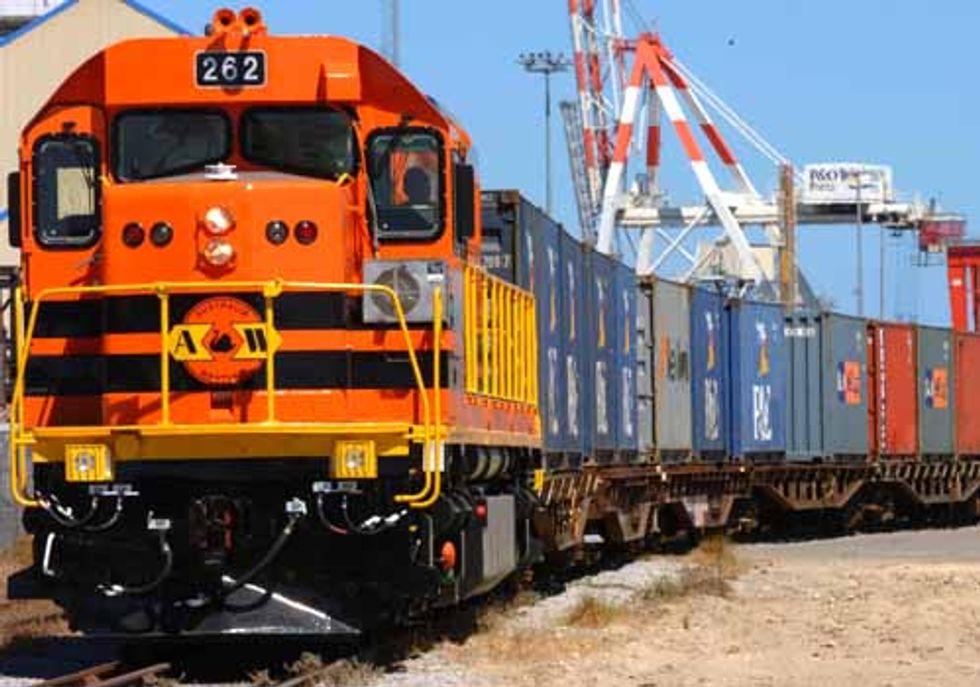 Oil on the Tracks—Rail Quietly Picks Up Pipelines' Slack