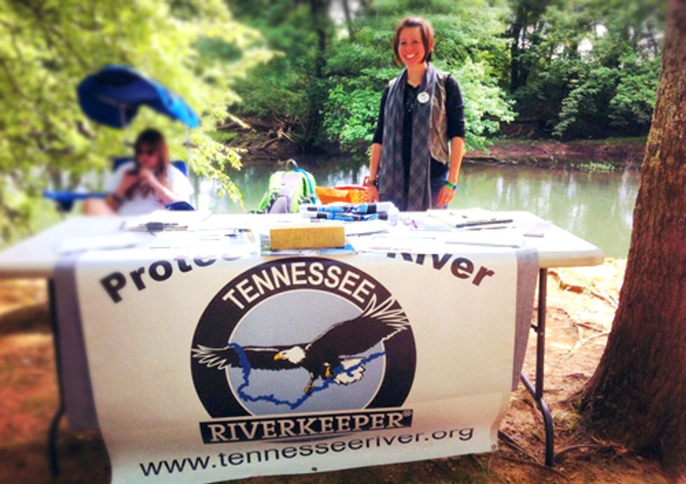 Tennessee Riverkeeper Sends Notice of Intent to Sue Water Treatment Plant for Clean Water Act Violations