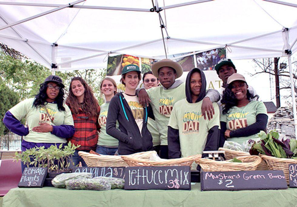 Grow Dat Youth Farm