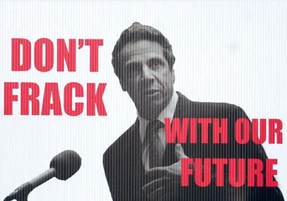 Dear Governor Cuomo...