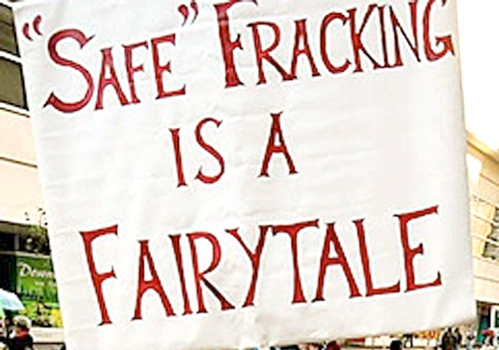 Safe Fracking is a Fairy Tale—The Latest Science from Europe