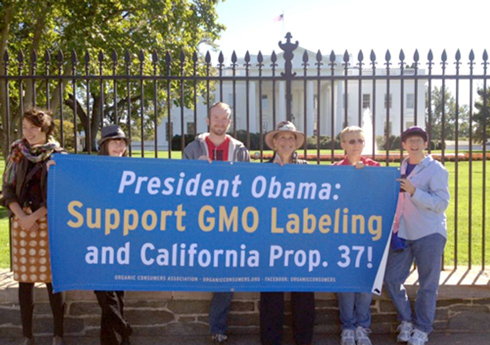 National Day of Action Against Genetically Modified Foods