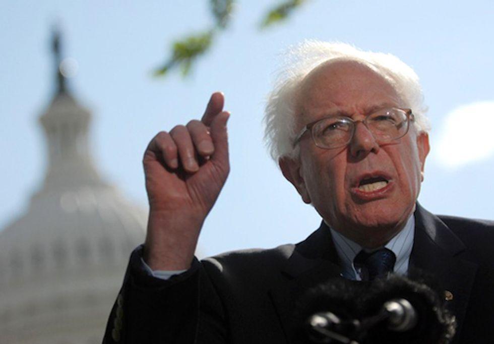 Senator Bernie Sanders: End Polluter Welfare
