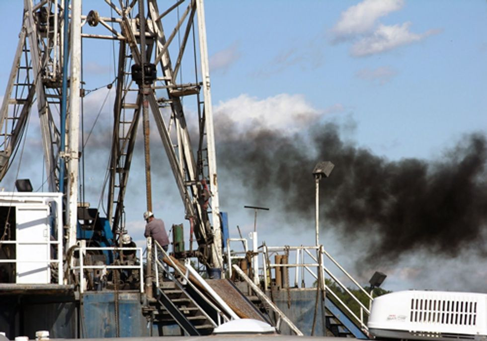 Even Without Exemption from the Halliburton Loophole, It's Still Not Regulated