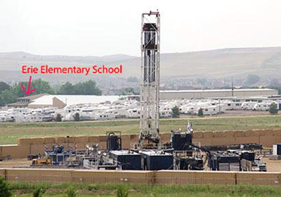 Fracking Our Future: Shale Gas Industry Targets College Campuses, K-12 Schools