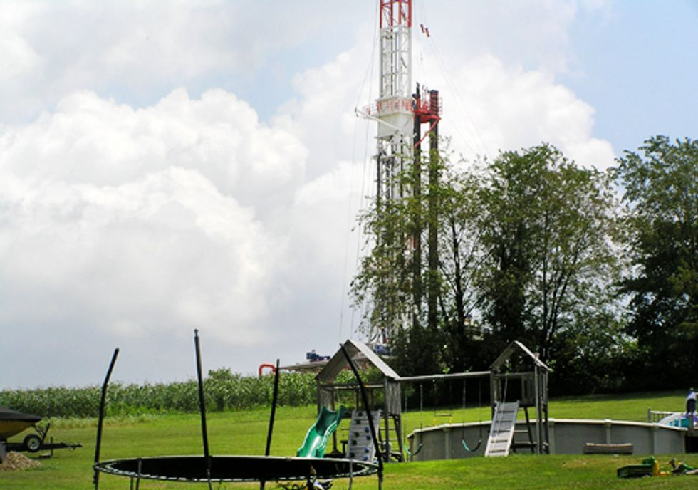 New Research Links Health Problems with Oil and Natural Gas Development