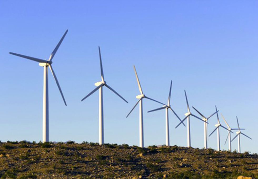 Koch Brothers Goal: Defeat the Wind Tax Credit