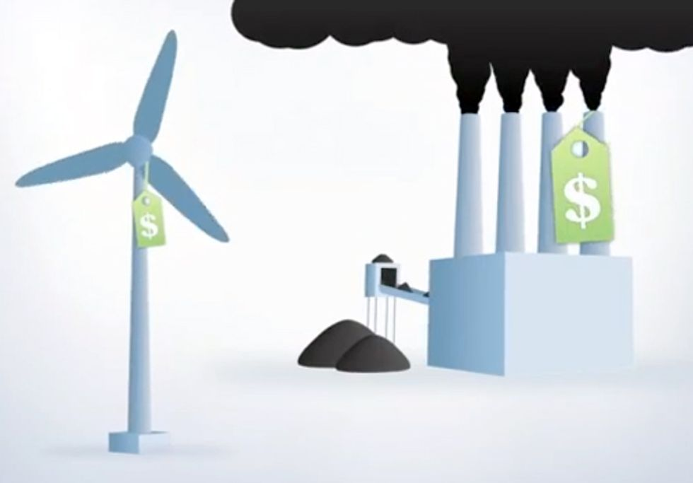 MUST SEE VIDEO: How Renewable Energy Will Save the Planet