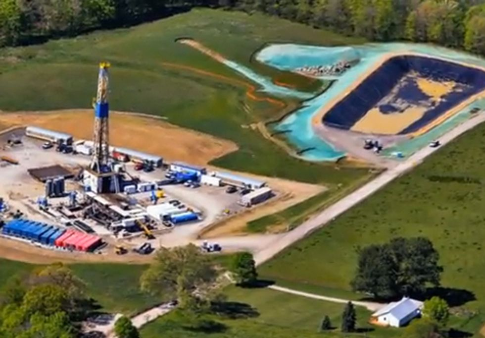 MUST SEE TV Ad Reveals the True Costs of Fracking