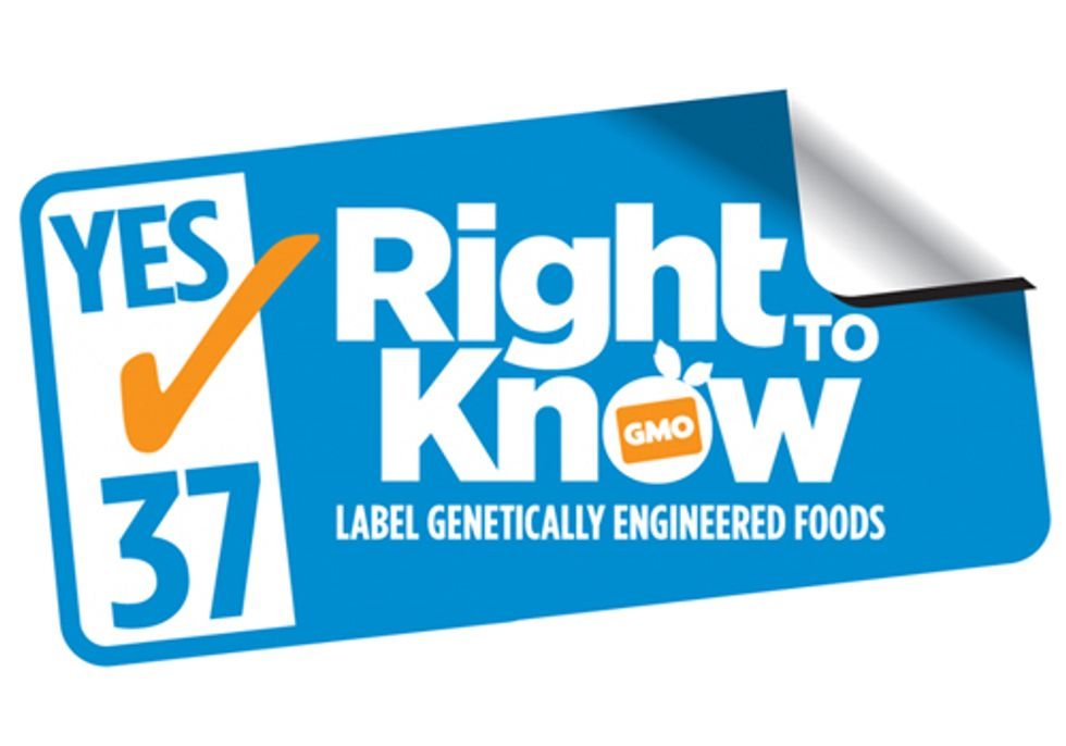 Join the Democratic Food Movement, Demand GMO Labeling