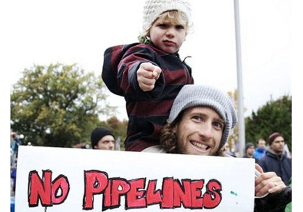 Communities Across BC Link Arms in Opposition to Tar Sands Pipelines