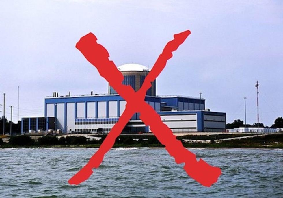 The Rust-Bucket Reactors Start to Fall