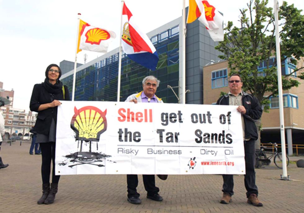 Conservation Groups Say No to Tar Sands Mine Expansion