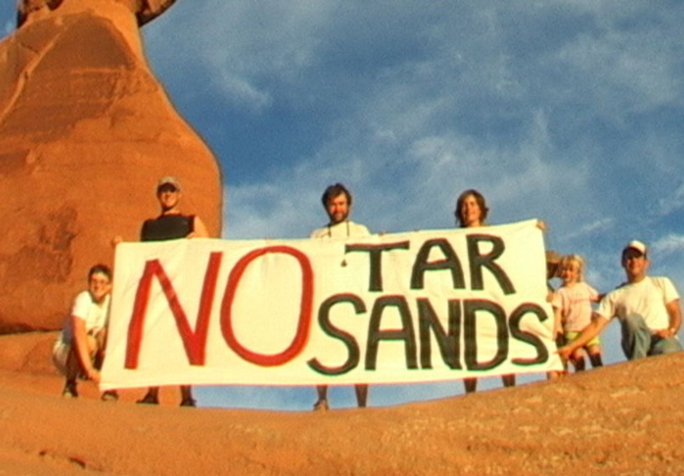 First U.S. Tar Sands Mine Approved in Utah
