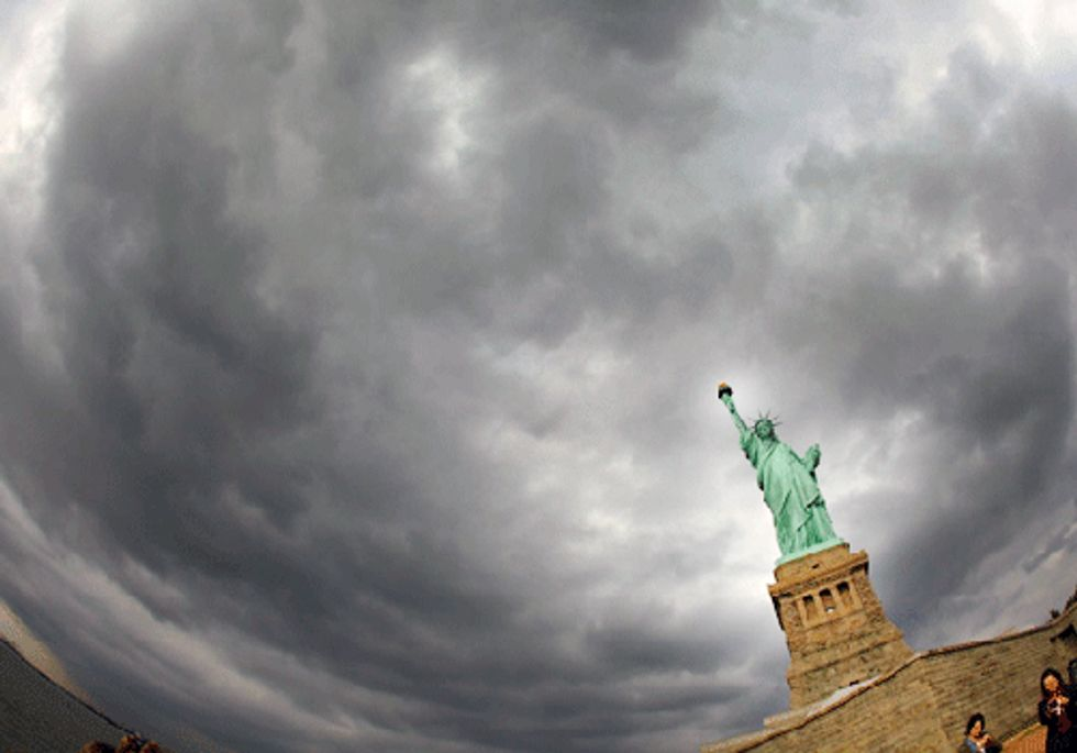 Will Sandy Break Climate Silence and End Addiction to Fossil Fuels?