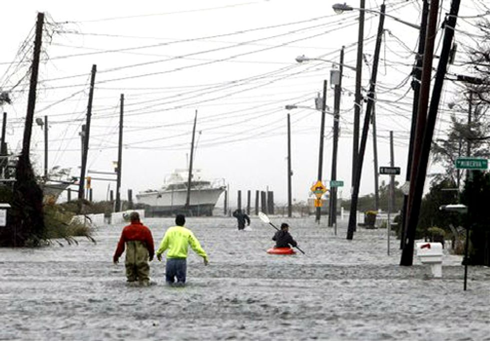 Beyond Sandy—How Resiliency can Lead America Toward a Sustainable Energy Future