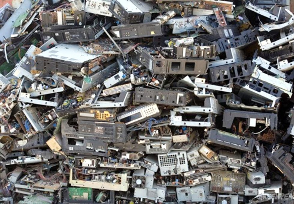 Global Toxic Emergency Created by the Electronics We Buy