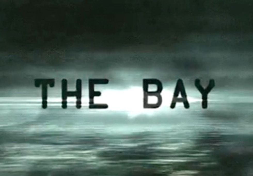 Levinson's Eco-Horror Film 'The Bay' Highlights Need to Protect Our Water