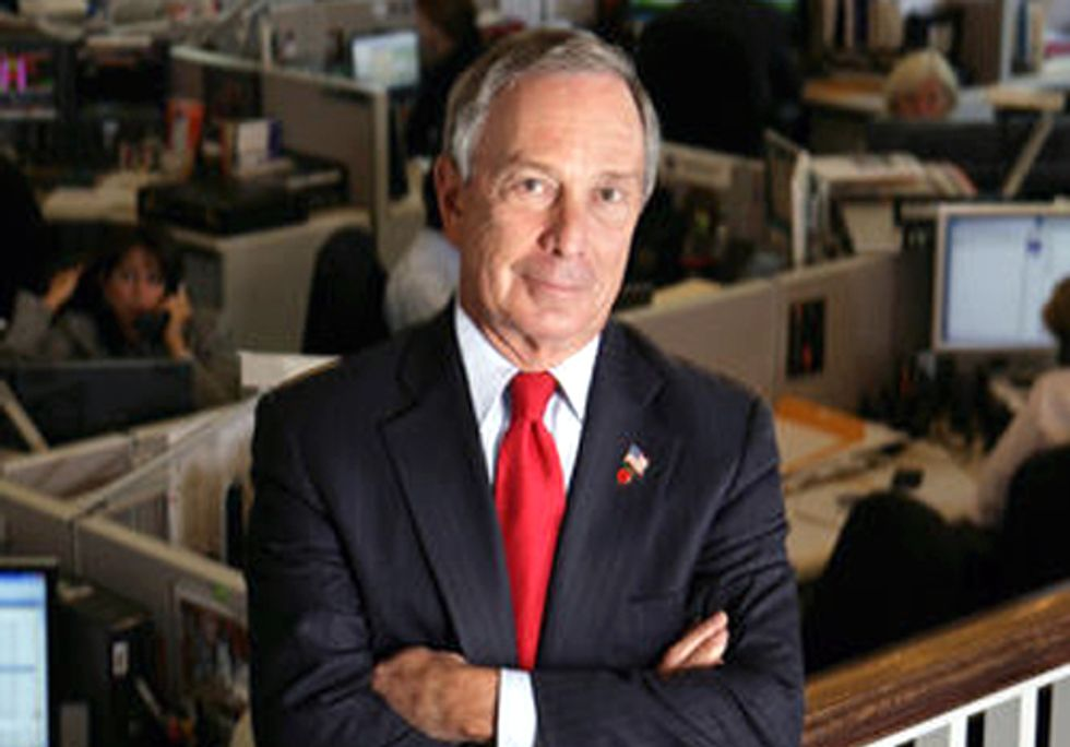 Mayor Bloomberg Endorses President Obama, Citing His Views on Climate Change