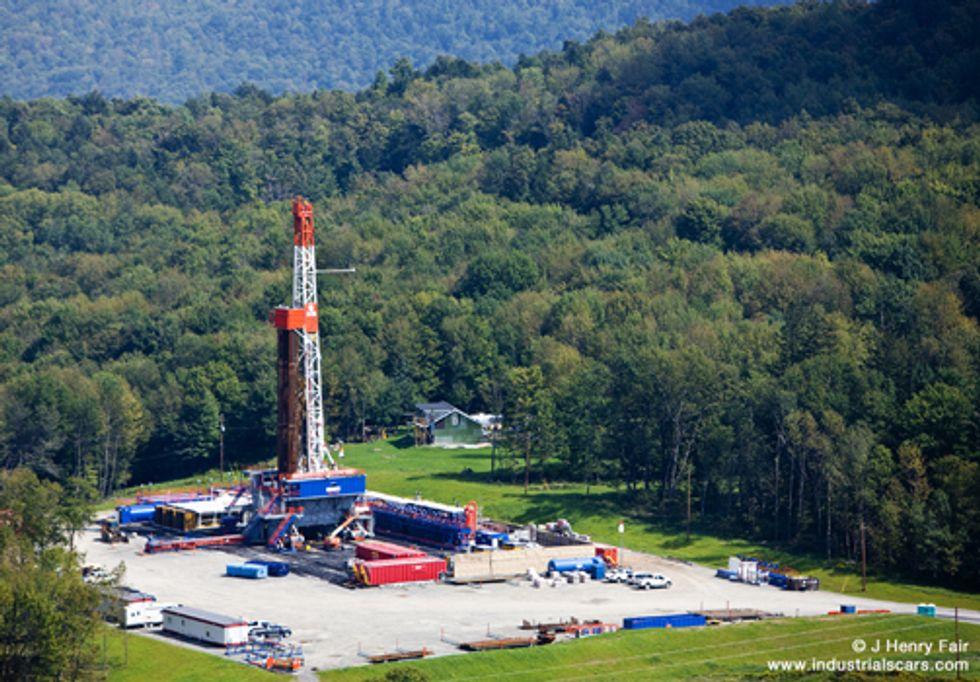 Towns Fight Back Against Fracking Gold Rush