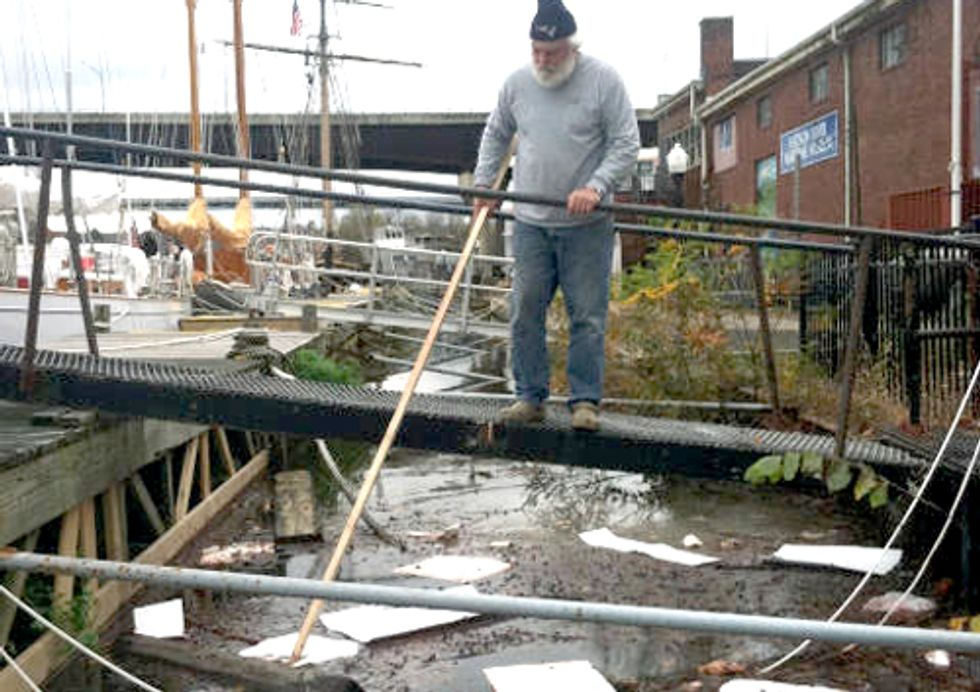 Waterkeeper Groups Issue Call for Awareness About Sewage Contamination in the Wake of Hurricane Sandy