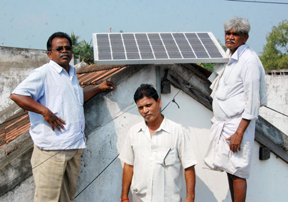 How Solar Energy is Moving India Beyond Coal