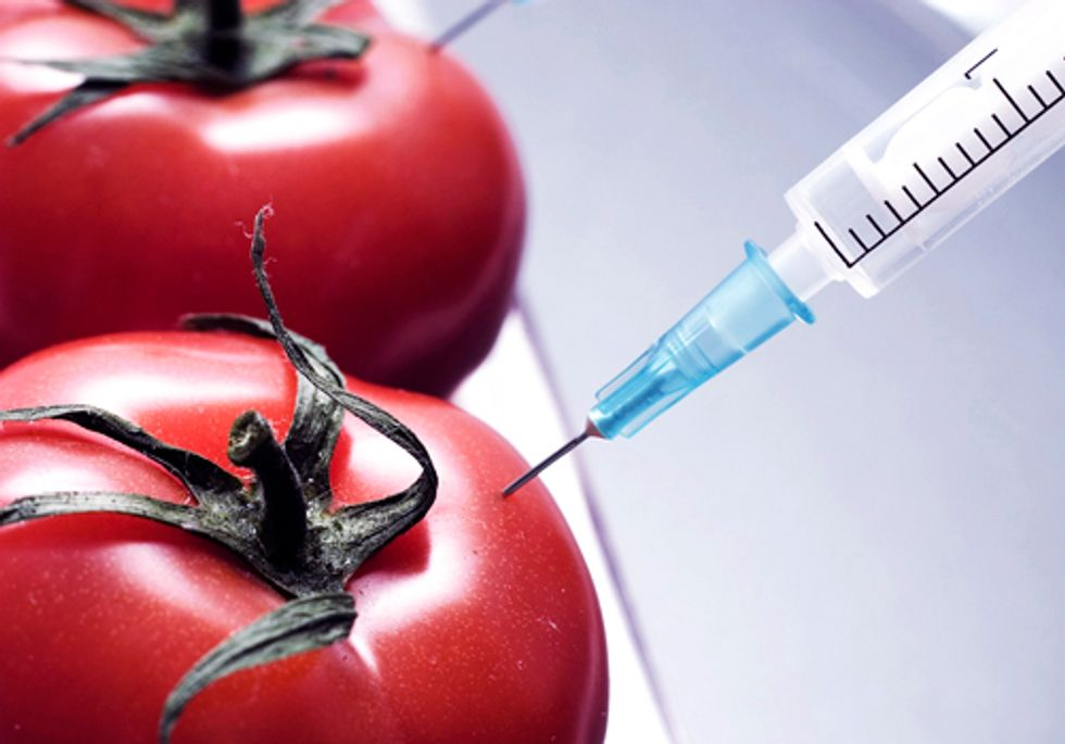 Give Consumers a Choice—Label GMO Foods, Yes on Prop 37