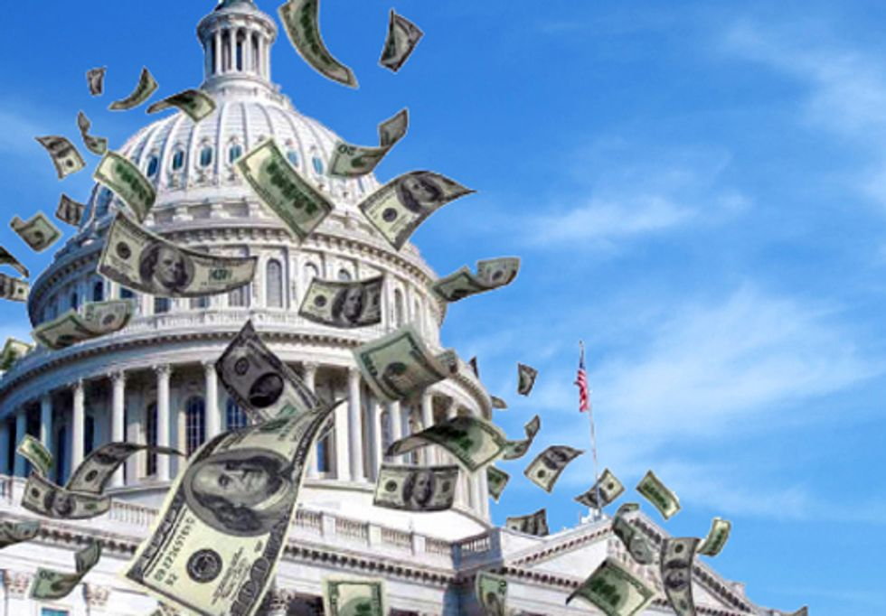 Election Takeaway for Fossil Fuel Industry—Money Can't Buy You Love