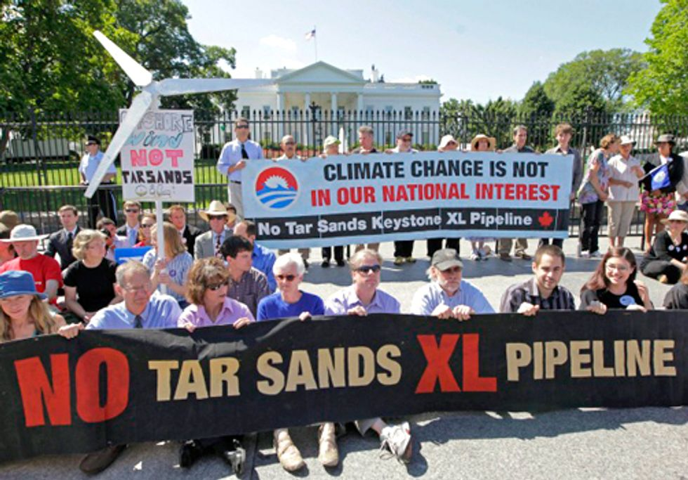 What is the Future of the Keystone XL Pipeline with Obama in the White House for Four More Years?