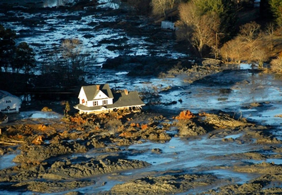 Toxic Coal Ash Cleanup Efforts Stopped After Deal Reached with U.S. EPA
