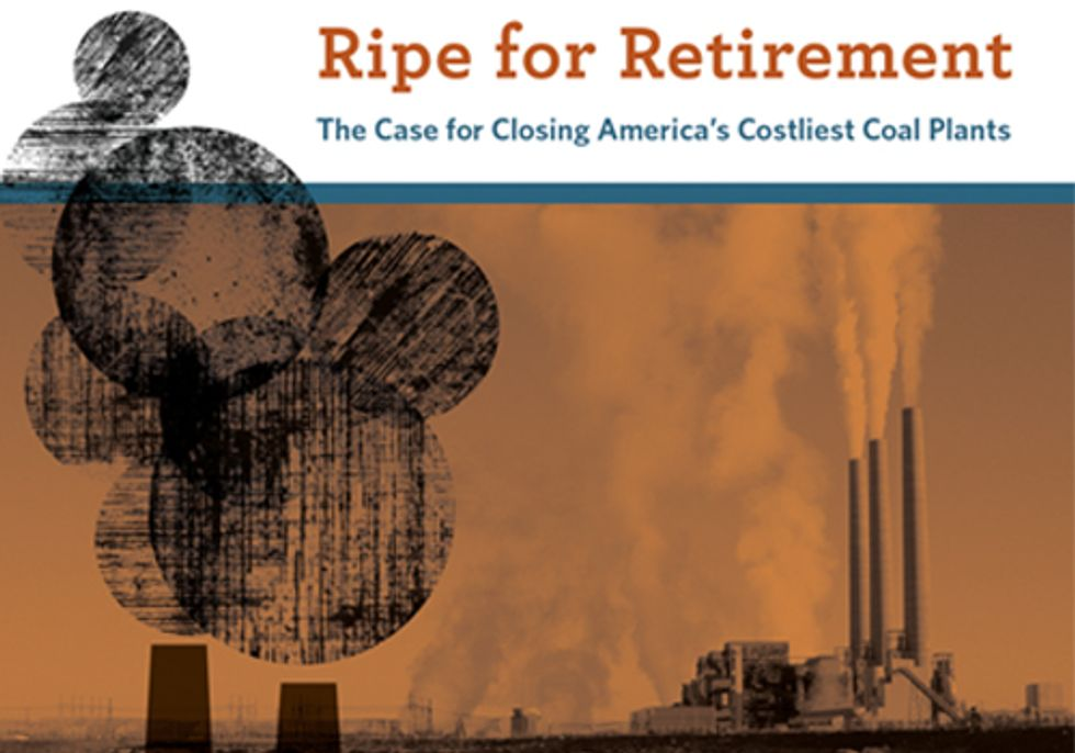 The Case for Closing America's Costliest Coal Plants