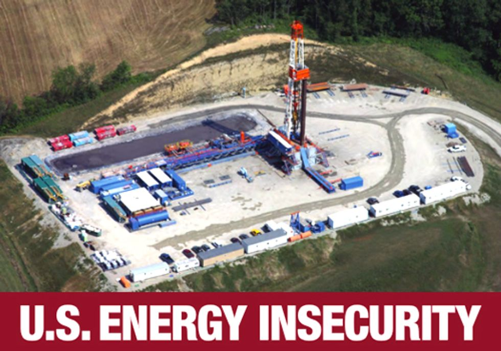 Fracking Industry Aims to Export Natural Gas While Touting False Claims of Energy Security