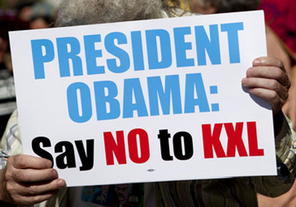 Top 5 Reasons Why Obama Should Reject the Keystone XL Tar Sands Pipeline