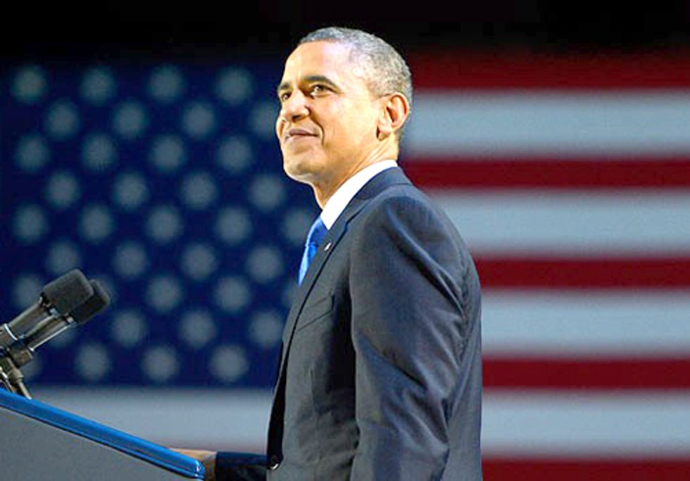 Is Obama Already Wavering on His Promise to Combat Climate Change?