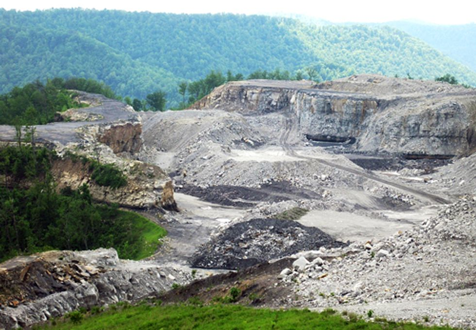 One Big Step Closer to Ending Mountaintop Removal Coal Mining