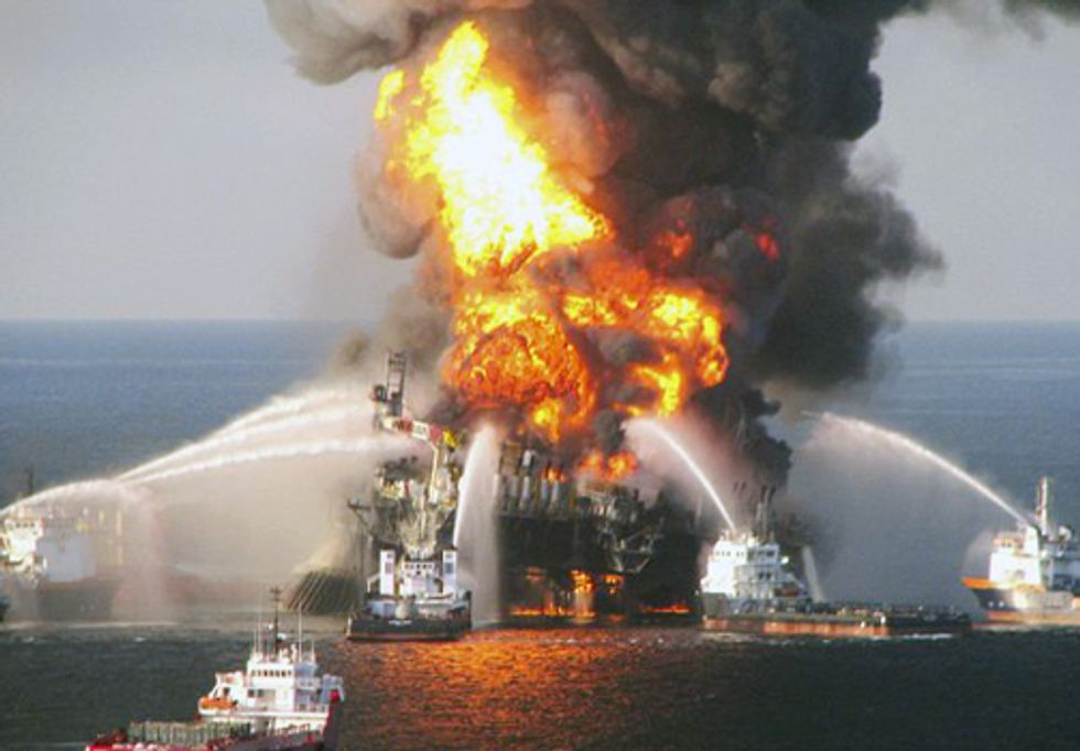 Is BP Getting Away with Murder?