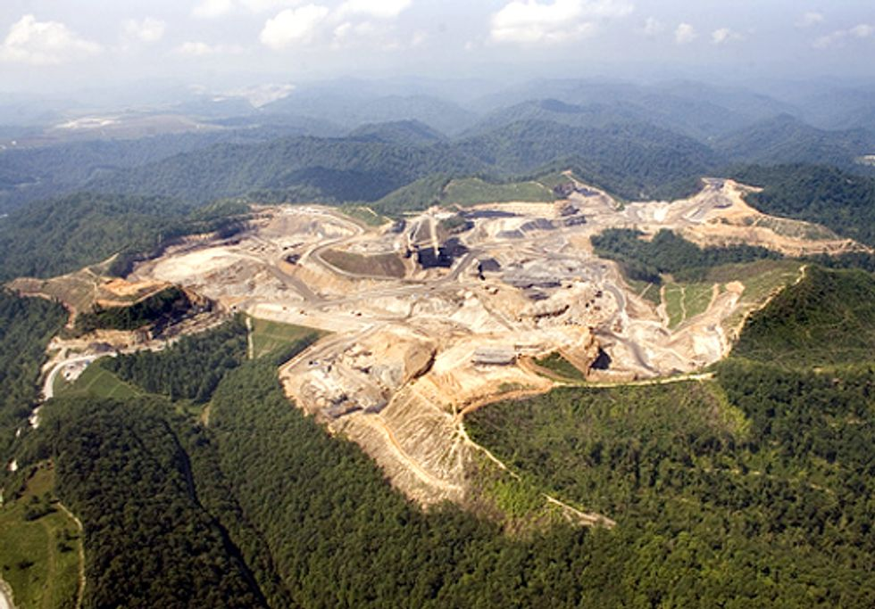 If Big Coal Can Phase Out Mountaintop Removal, Congress and the White House Can Pass the ACHE Act